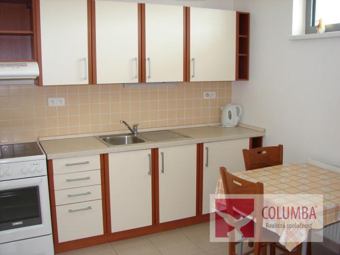 Reality Na predaj 1-izbový byt v novostavbe v Ružinove