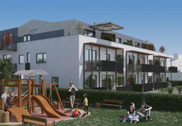 Reality 3 izbový byt v novostavbe + pozemok o výmere 174 m2