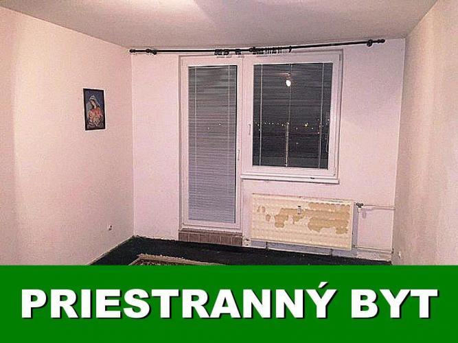 Reality Prenájom priestranného 4-izbového nezariadeného bytu v Sládkovičove za 420 EUR/mes. vrátane e
