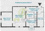 Reality 2,5-izb. byt s balkónom a pivnicou na ul. J.C.Hronského v Novom Meste