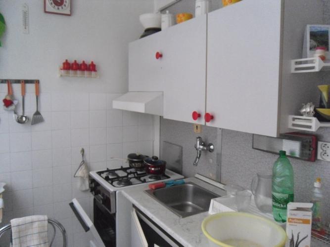 Reality Na predaj 2 izbový byt s loggiou, Košice Terasa