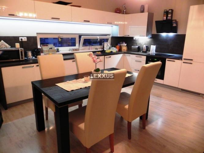 Reality LEXXUS-PREDAJ, 4i byt s garážovým státím, 124 m2, Martinčekova, BA II
