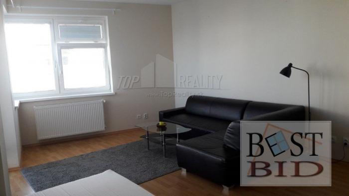 Reality prenájom 1 izb. byt, Dunajská Lužná, zariadený