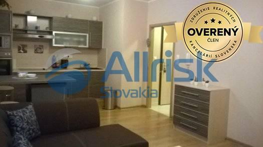 Reality Na predaj 1 izbový byt v Galante
