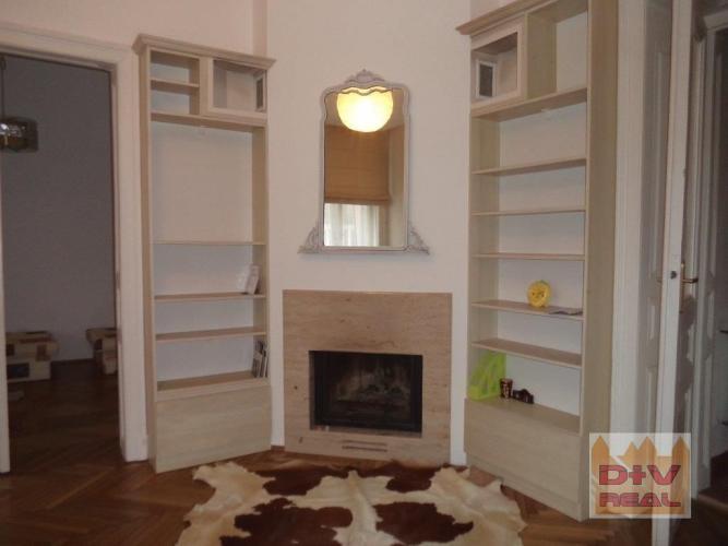 Reality Prenájom: 3 izbový byt, Tallerova ulica, Bratislava I, Staré Mesto, zariadený, balkónik, na pre