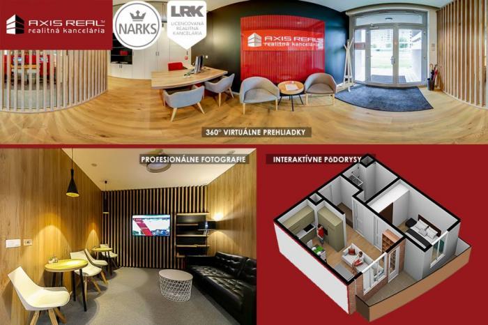Reality Hľadáme pre Našich klientov 1-izbový byt v Bratislave III.