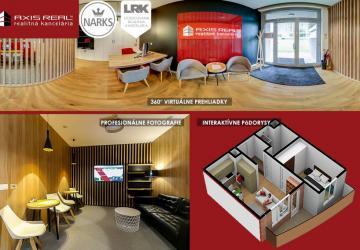 Reality Hľadáme pre Našich klientov 1-izbový byt v Bratislave I.