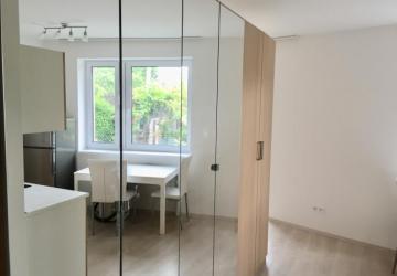 Reality Krásny, plne zariadený byt na prenájom - garsónka/1 izbový byt v tichom prostredí lesa