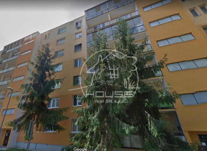 Reality PREDAJ: 1 izb. byt, pôvodný stav, Bratislava, Ružinov, Jadrova ulica