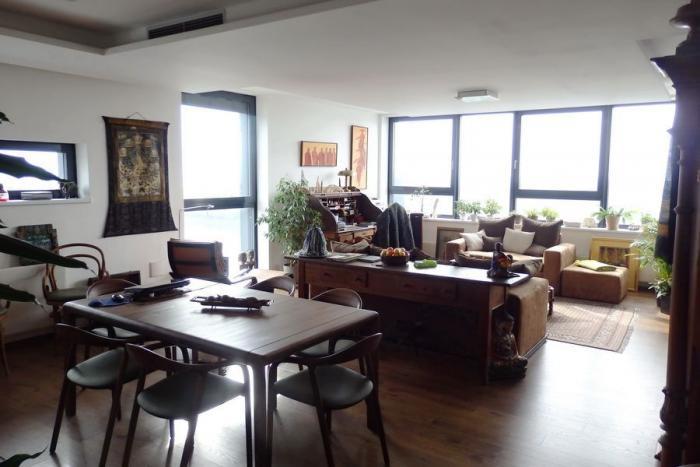 Reality BA River Park (Dvořákovo nábrežie) - luxusný veľkometrážny byt 203,2 m2 + 2x parking.