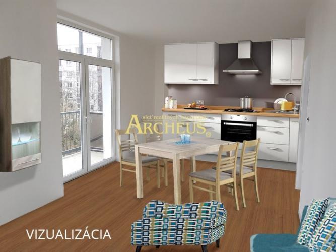 Reality NOVOSTAVBA: 3-izbový byt, Sídlisku III v Prešove, balkón - NA TROJKE