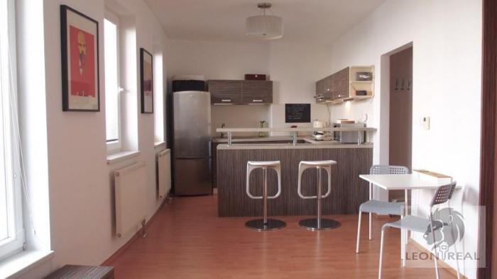 Reality 1-izbový byt, 50 m2, BA II - KARLOVA VES, Kresánkova