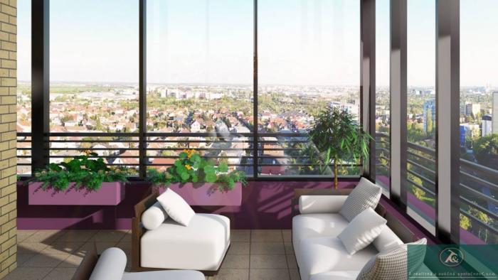 Reality Aukcia - dvojizbový byt, výmera 60 m², Rača, Bratislava