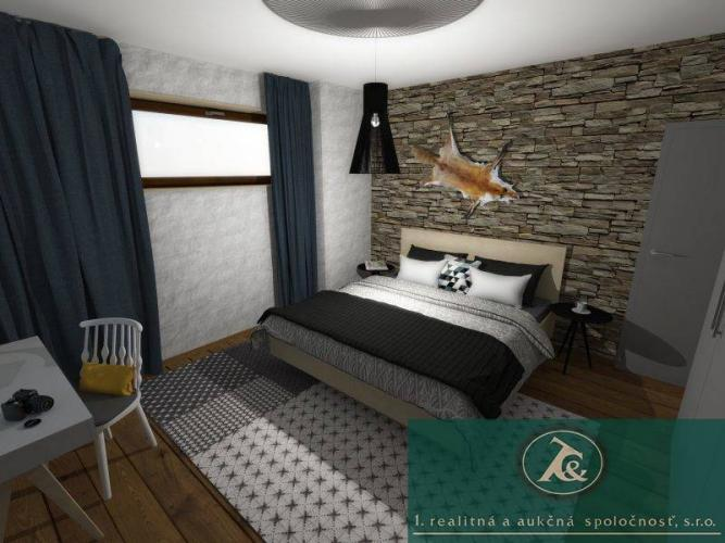 Reality Aukcia - trojizbový byt, výmera 63 m², Mýto pod Ďumbierom