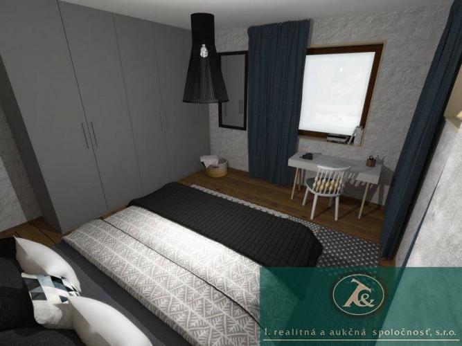 Reality Aukcia - trojizbový byt, výmera 65 m², Mýto pod Ďumbierom
