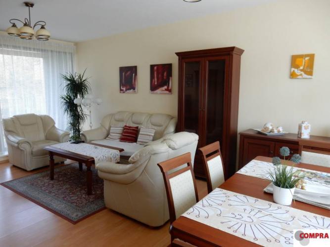 Reality Zariadený 3 izbový byt v novostavbe Platan, na Bajkalskej ulici