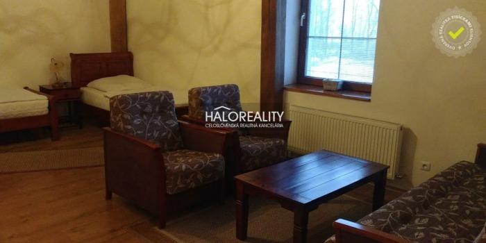 Reality Prenájom trojizbového apartmánového bytu, Hronsek