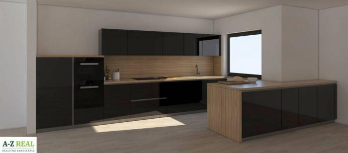 Reality Prenájom 5 izb. bytu v novej vile na Hriňovskej ulici