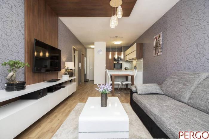 Reality Úplne nový 2-izbový byt v Perle Ružinova