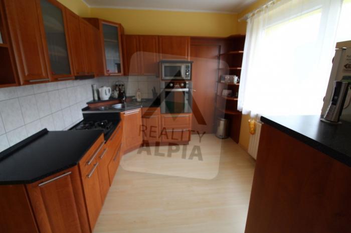 Reality 4-izbový byt byt, Ružomberok, Ružomberok, Kľačno