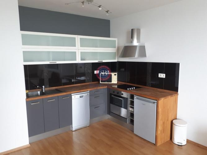 Reality StarBrokers - PREDAJ: Veľkorysý 2-izb.byt s garáž.státím a 2 loggiami v novostavbe, Karlova Ve