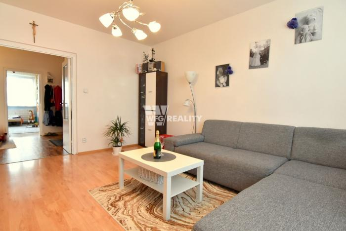 Reality 3-izbový byt v Žiline (Hájik) - 70 m2