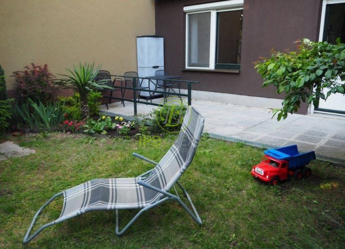 Reality 2-izb. byt s vlastnou záhradou na Žatevnej ul. v Dúbravke