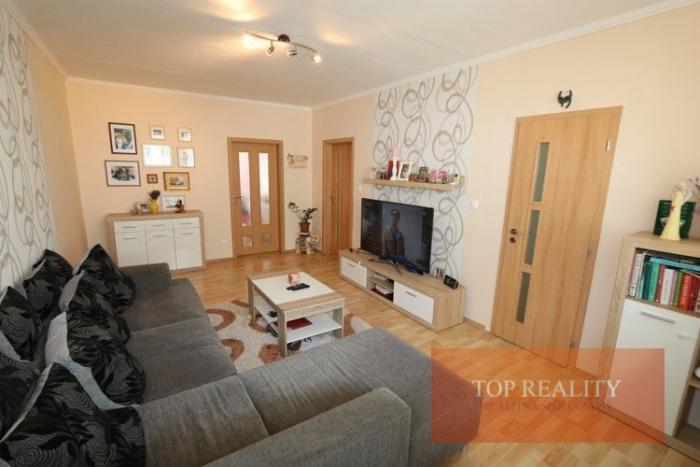 Reality Priestranný 4 izbový byt 78,5 m2, 5/7.p, Galanta, ul. Železničiarska 89.900 €