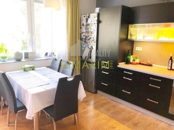 Reality 4-izbový byt na Vihorlátskej ulici