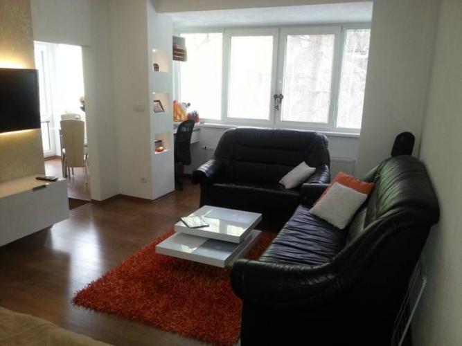 Reality COLLDEEDs rental – prenájom pekného slnečného 1 izb. zariadeného bytu, Donnerova ul., Karlova