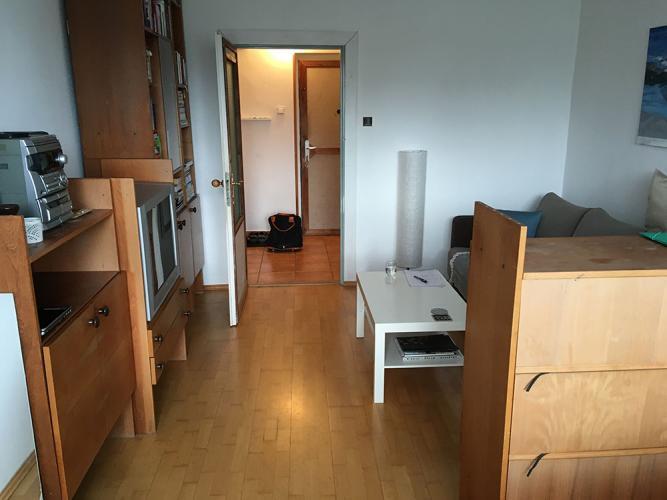 Reality Exkluzívne - priestranný útulný 3 izbový byt v Sásovej