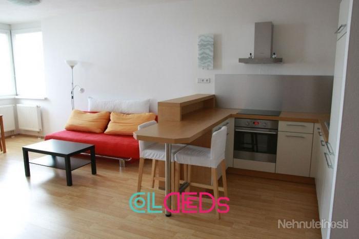 Reality COLLDEEDs rental – na prenájom slnečný 2 izb. byt s balkónom, Ružová Dolina 8, Ružinov