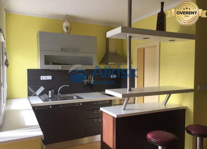 Reality 1,5 izbový byt v novostavbe UNIVERSO na prenájom