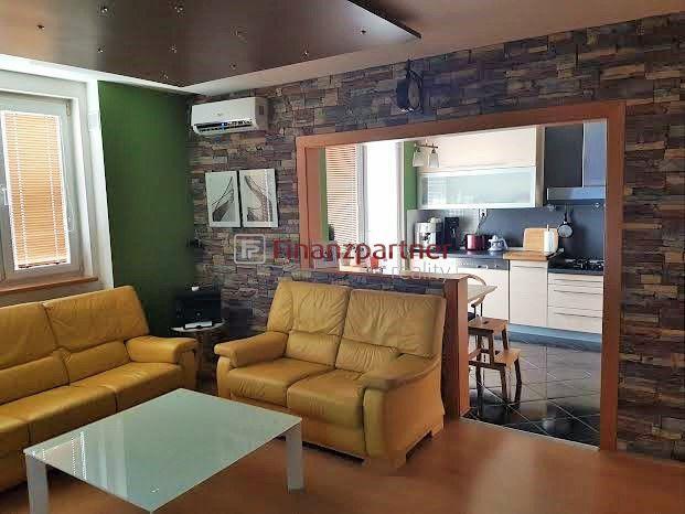 Reality Odporúčam!!! Na prenájom krásny, veľký 3 izbový byt, loggia, vrátane zariadenia, kompl. reko