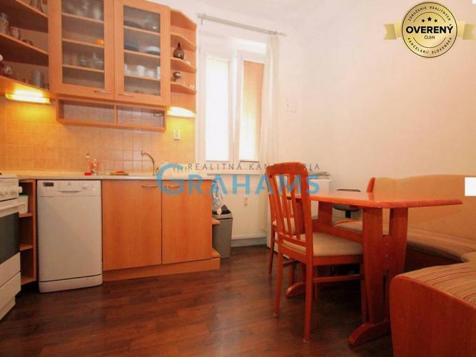 Reality GRAHAMS - PRENÁJOM, 2-izb. byt, Vajnorská ulica, Nové Mesto