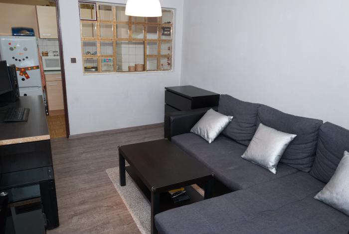 Reality Zrekonštruovaný a zariadený byt s priestranným balkónom!