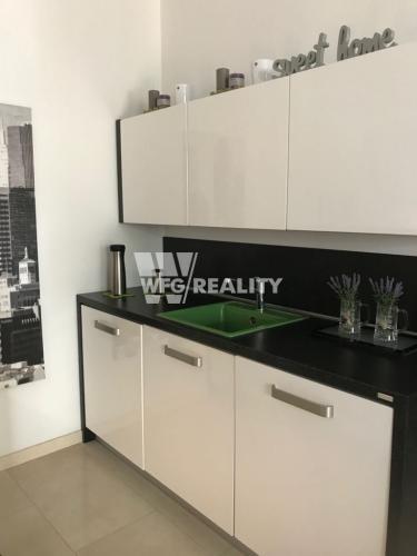Reality 2 izbový byt /50m2/  Žilina - Bôrik 3 star