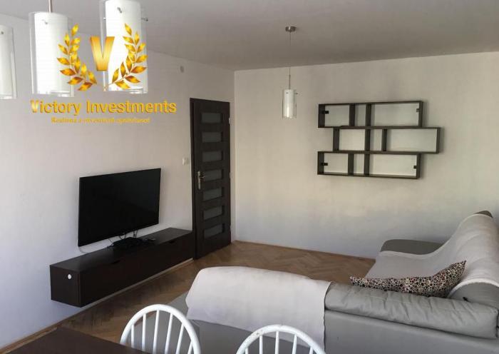 Reality PRENÁJOM - Krásny 2 izbový byt Tulská
