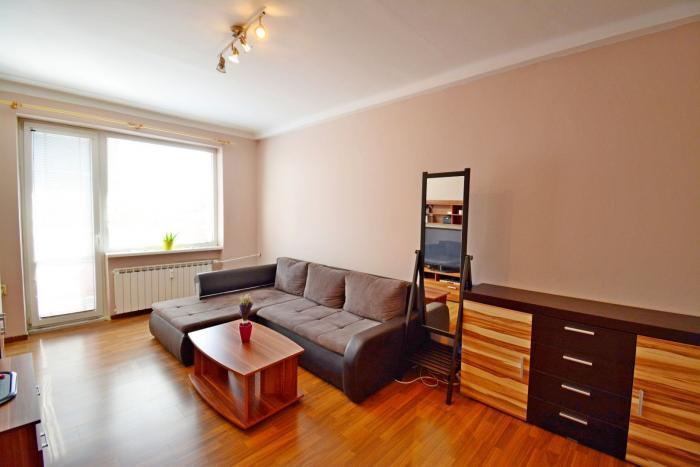 Reality 2 - izbový byt na Cyprichovej ulici (balkón + loggia)
