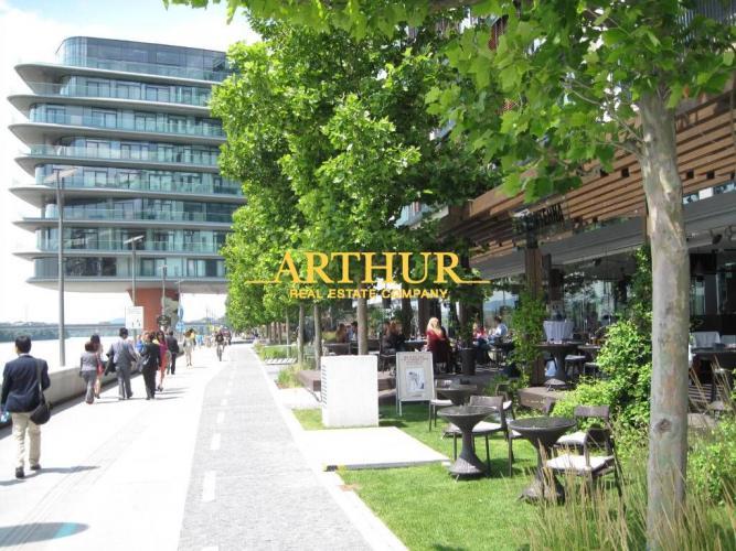 Reality ARTHUR - 3 - izb. exluzívny byt 132 m2 + 10 m2 terasa, RIVER PARK