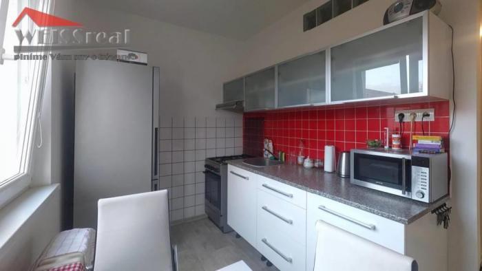Reality Predaj, 3-izbový byt s veľkou lodžiou, Martin - Sever