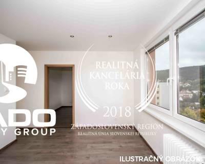 Reality Na predaj priestranný 3i byt s balkónom na Inoveckej ulici
