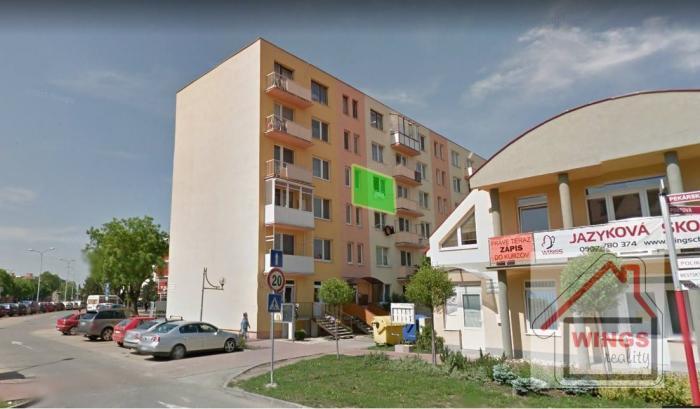 Reality Na prenájom 2 izb byt Spádová ul. Sereď