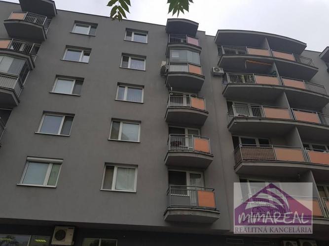 Reality NOVÁ CENA! 2i byt s balkónomv novostavbe na Rusovskej ceste, 3p./5, 53m2