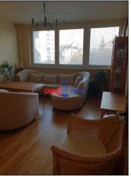 Reality Ponúkame na prenájom 1 izb.byt, Tichá ulica - 51 m2 s loggiou