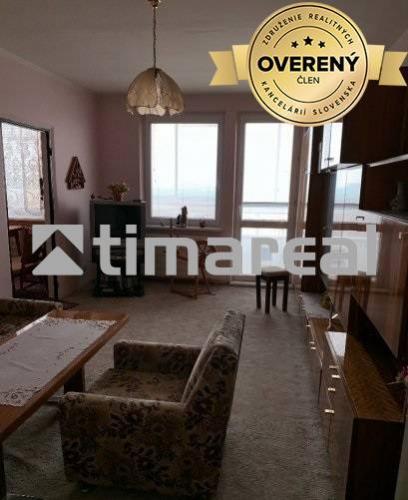 Reality TIMA Real - Predaj 3 izbový byt, Trnava