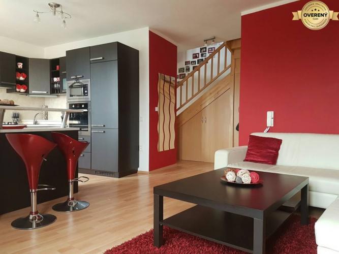 Reality PRENÁJOM - Mezonetový byt v novostavbe - Nitra, Čermáň