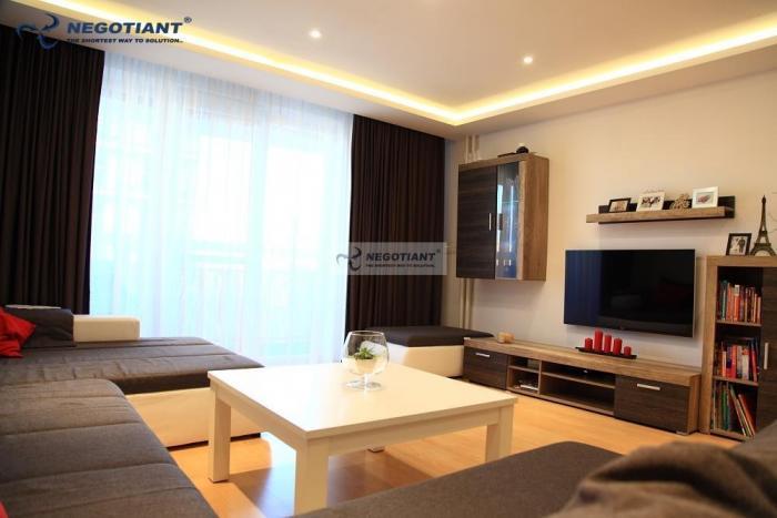 Reality Na predaj krásny veľkometrážny 3 izbový byt na ulici M. Schneidera - Trnavského v mestskej ča