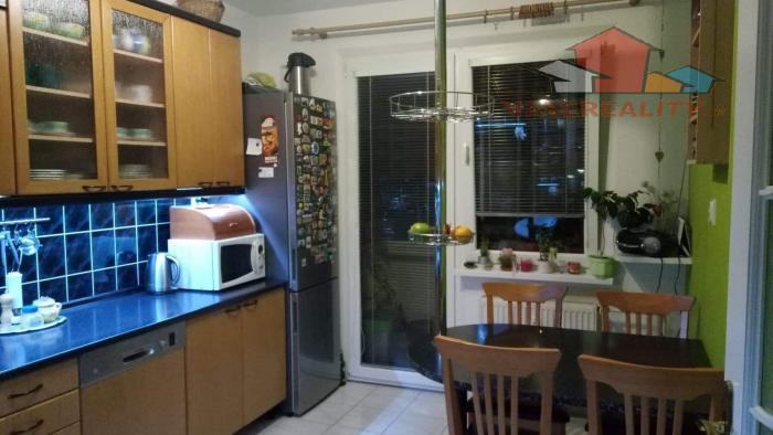 Reality Predáme krásny 3 izbový byt na Rozkvete - 68m2