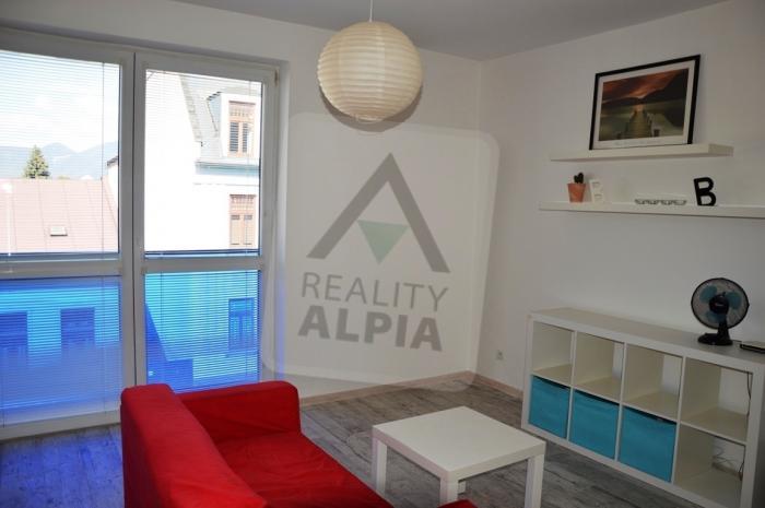 Reality 1-izbový byt byt, Martin, Centrum